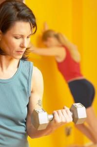 Women Weight Training